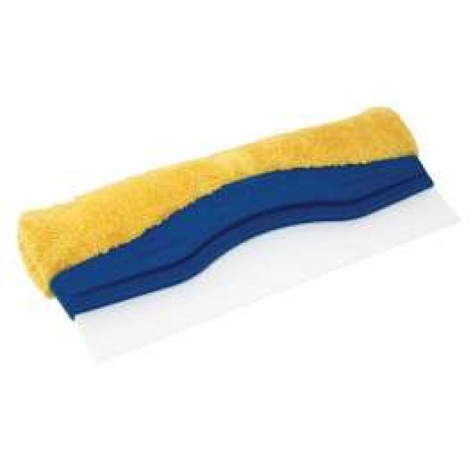 Water Bead Blade With Microfiber Drier