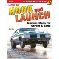 Book, How To Hook and Launch: Traction Mods for Street and Strip