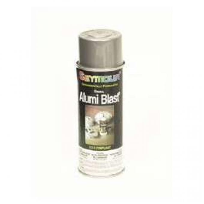 Aluminum Blast Spray Paint