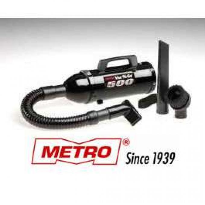 Portable Detailing Vacuum, Black