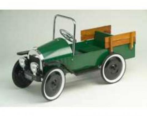 Pedal Car, 1939 Pickup Truck, Green