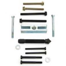 Heavy-Duty Steering Wheel Puller Tool