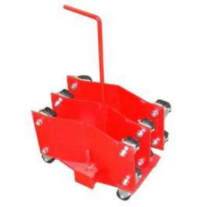 Rolling Rack, Auto Dolly