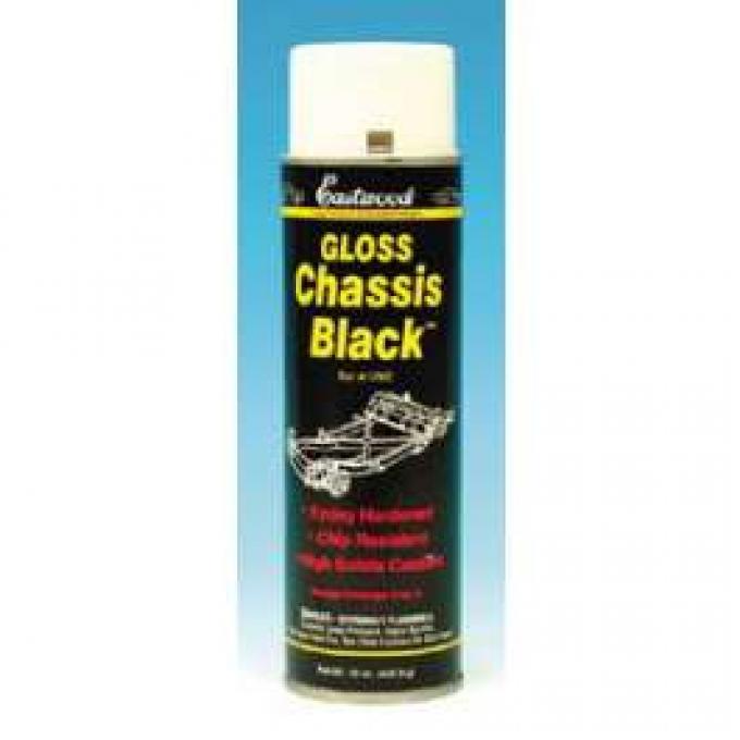 Gloss Chassis Black Spray