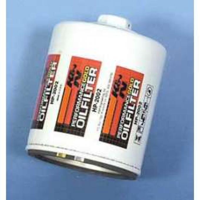 Chevrolet Oil Filter,K&N,Screw-On,1955-1957