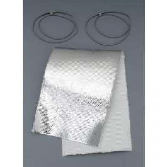 Universal Starter Heat Shield