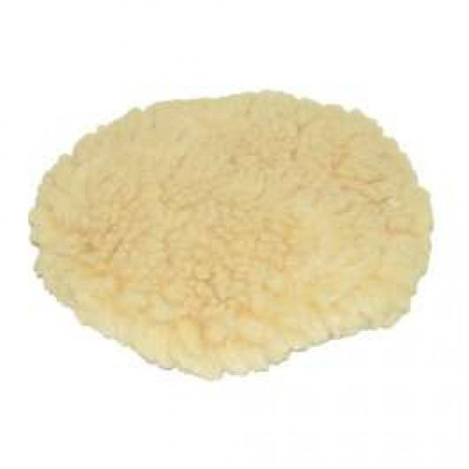 Wool Polishing Application Bonnet (10) For (10) Polisher