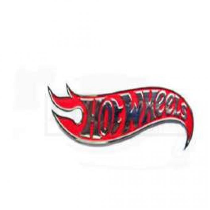 Chevy Hot Wheels Edition Emblem, Fender, Right, 1955-1957