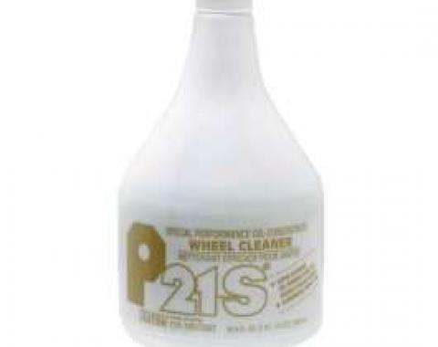 P21S Wheel Cleaner Spray On Gel, 1 Liter Refill