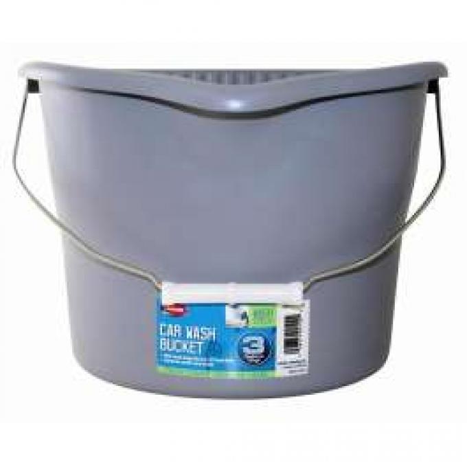 Car Wash Bucket, 3 Gallon