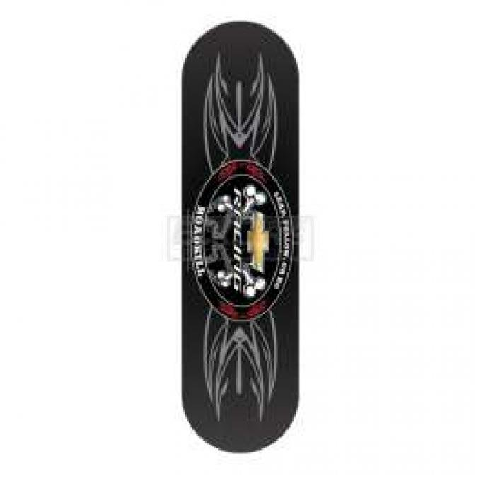 Officially Chevy Licensed Lead, Follow, Or Be Roadkill Complete Skateboard