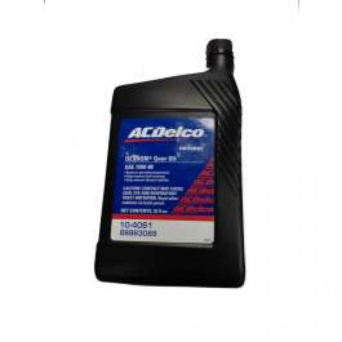 Differential Gear Lubricant