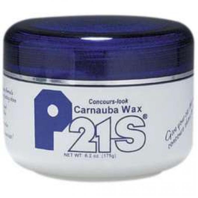 P21S Concours Paste Wax