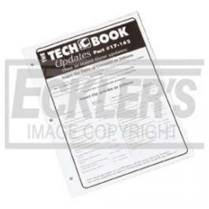 Chevy Tech Book Updates, 2006