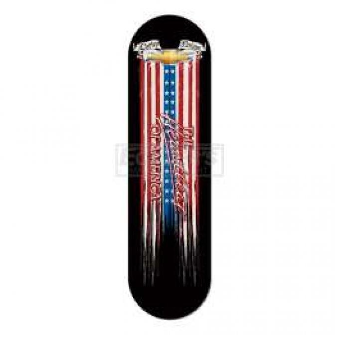 Officially Licensed Chevy Nation Complete Skateboard