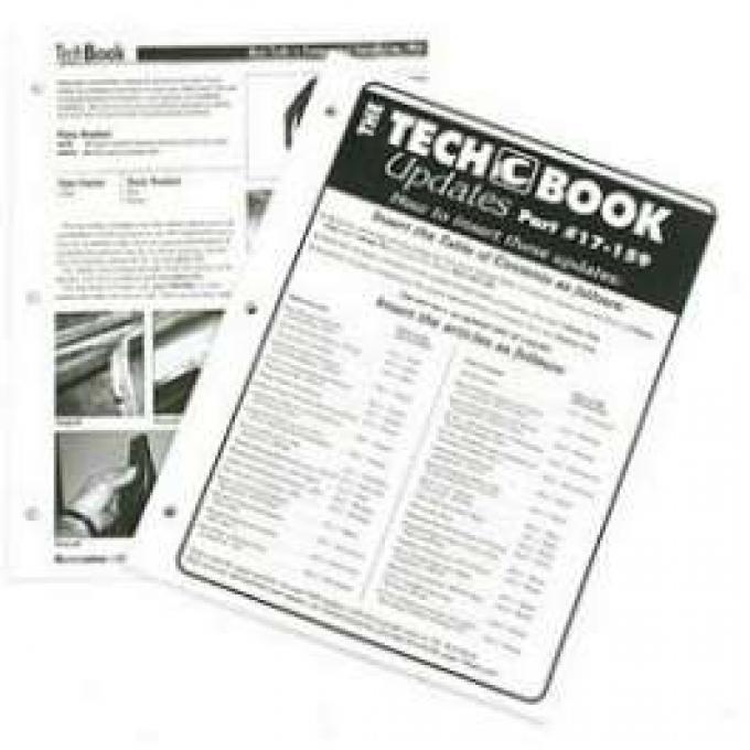 Chevy Tech Book Updates, 2003