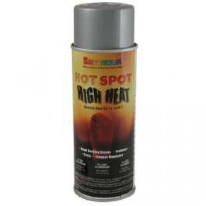 Spray Paint, Manifold, VHT Hi-Temp Nu-Cast