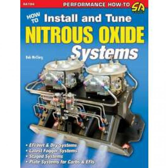 Book, How To Install And Tune Nitrous Oxide Systems