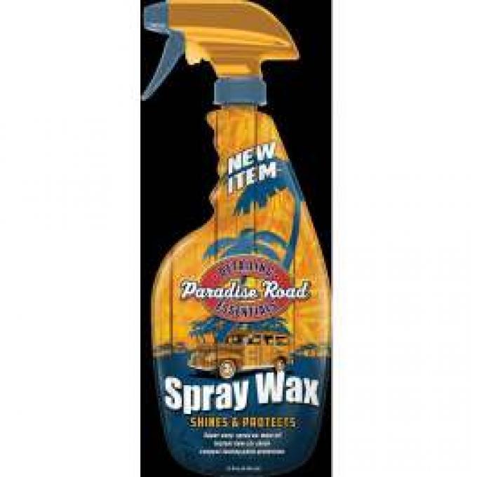 Paradise Road Spray Wax