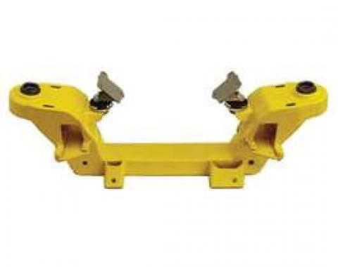 Chevy Front Suspension Crossmember, IFS, Bolt-In, For Small Block Engine, Mustang II, Chassis Engineering, 1949-1954