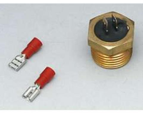 Chevy Electric Cooling Fan Temperature Sending Switch, 1949-1954