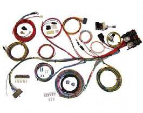 Chevy Wiring Harness Kit, Power Plus 13, 1949-1954