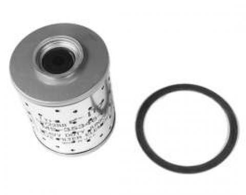Chevy Oil Filter Element, P115, 1949-1954