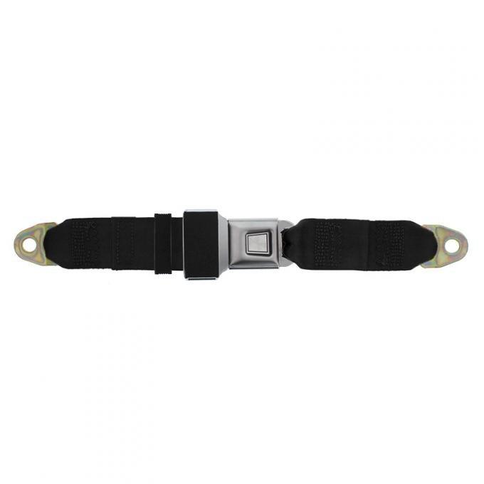 "Universal Lap Belt, 60"" with Starburst Buckle"