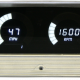 Intellitronix 1964-1966 Chevy Truck LED Digital Gauge Panel DP6002