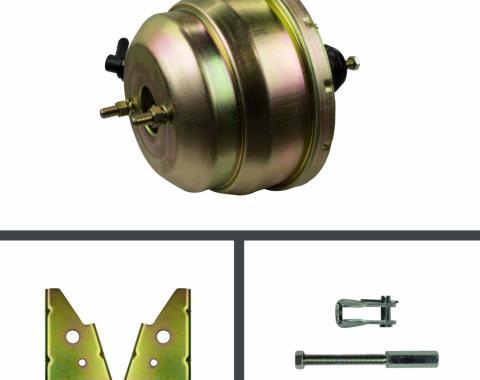 Right Stuff 8 Dual Booster w/ Rod Bracket RPB8131
