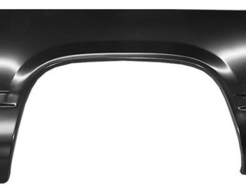 Key Parts '88-'98 Complete Wheel Arch, Driver's Side 0852-125 L