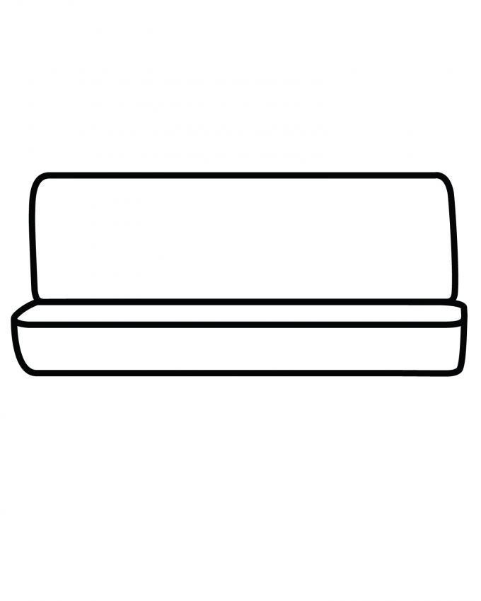 Covercraft SeatSaver Custom Seat Cover, Waterproof Grey SS7298WFGY