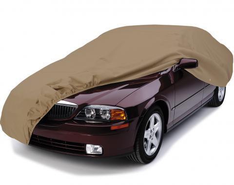 Covercraft Wolf Ready-Fit Car Cover, 380 Deluxe Taupe C78033WC