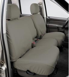 Covercraft SeatSaver Custom Seat Cover, Polycotton Misty Grey SS2246PCCT