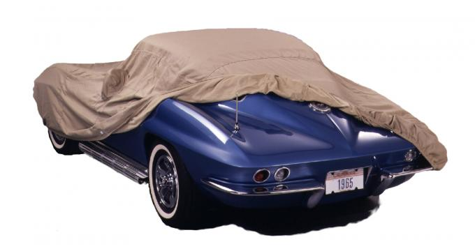 Covercraft 1978-1979 Ford Bronco Custom Fit Car Covers, Tan Flannel Tan C11334TF