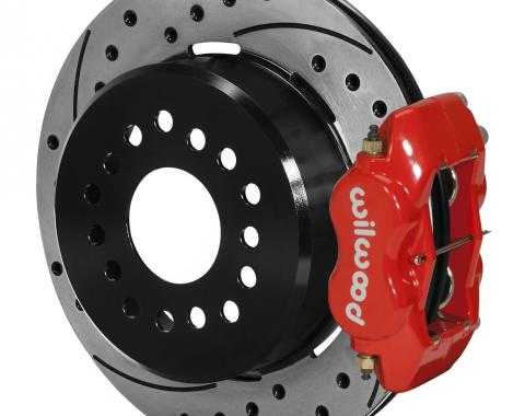 Wilwood Brakes Forged Dynalite Rear Parking Brake Kit 140-10094-DR
