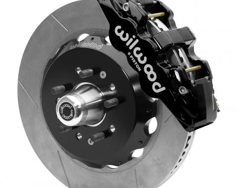 Wilwood Brakes AERO6 Big Brake Front Brake Kit 140-15558