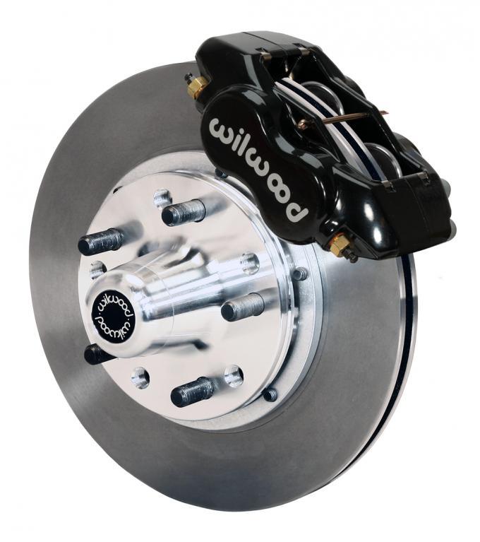 Wilwood Brakes Forged Dynalite Pro Series Front Brake Kit 140-11491