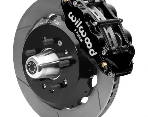 Wilwood Brakes Forged Narrow Superlite 6R Big Brake Front Brake Kit (Hub) 140-15552