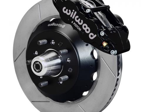 Wilwood Brakes Forged Narrow Superlite 6R Dust-Seal Big Brake Front Brake Kit (Hub) 140-15407