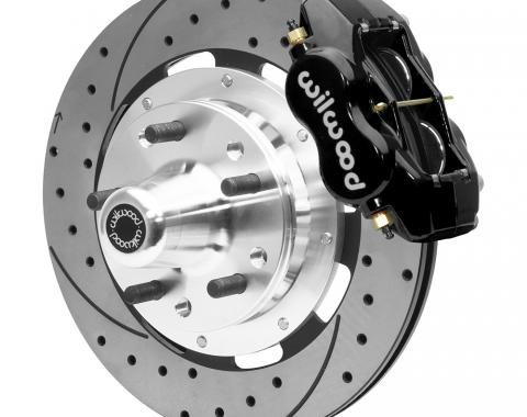Wilwood Brakes Forged Dynalite Big Brake Front Brake Kit (Hub) 140-15548-D
