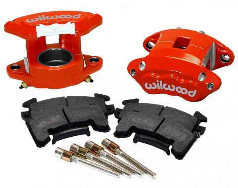 Wilwood Brakes D154 Front Caliper Kit 140-12097-R