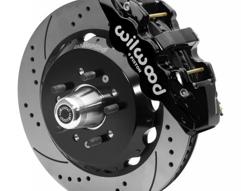 Wilwood Brakes AERO6 Big Brake Front Brake Kit 140-15558-D