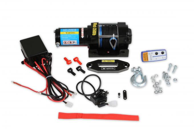 Anvil Off-Road Winch Rope 3510AOR