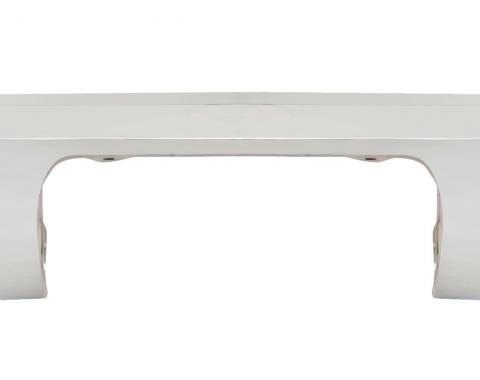 United Pacific Chrome Rear Bumper For 1967-87 Chevy & GMC Stepside Truck 106672