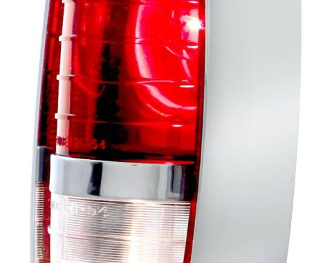 United Pacific 12V Tail Light For 1954 Chevy Passenger Car C5408