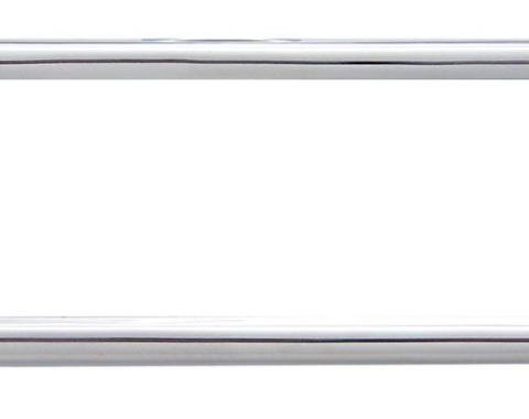 United Pacific Polished Stainless Steel Parking Light Bezel For 1947-53 Chevy Truck C475307