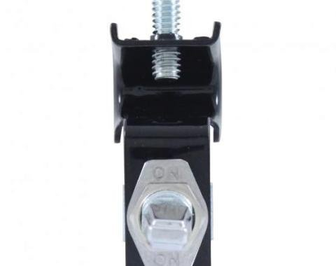 United Pacific Heavy Duty Vintage Clamp-On Dash Switch, On-Off-On S1206