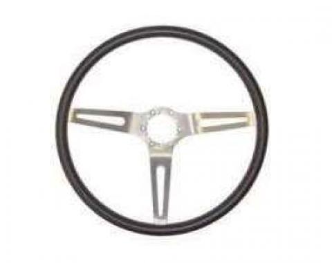 Steering Wheel, 3 Spoke, Comfort Grip, 1967-1972
