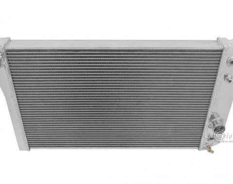 Champion Cooling 3 Row All Aluminum Radiator Made With Aircraft Grade Aluminum CC829